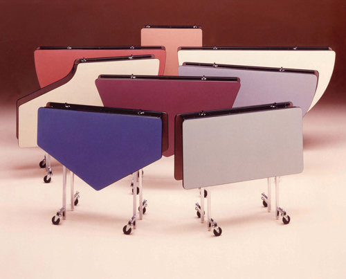 Sico Pacer Mobile Shape Tables