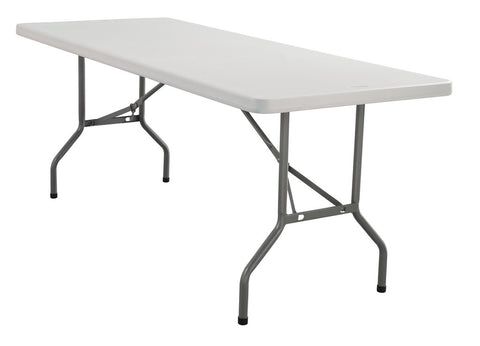 Lightweight Folding Tables, National Public Seating BT3000 Series