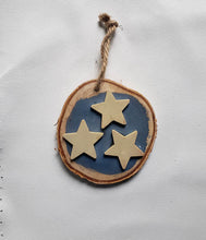 Load image into Gallery viewer, Ornament - Wood Branch - Tri-Star