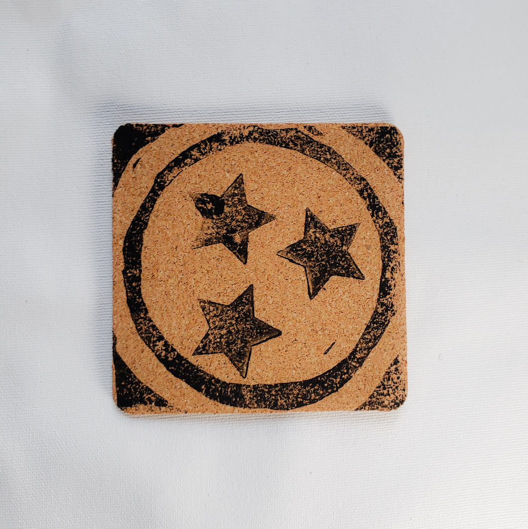 Coaster - Square Cork 4