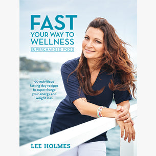 Fast your Way to Wellness Print Book