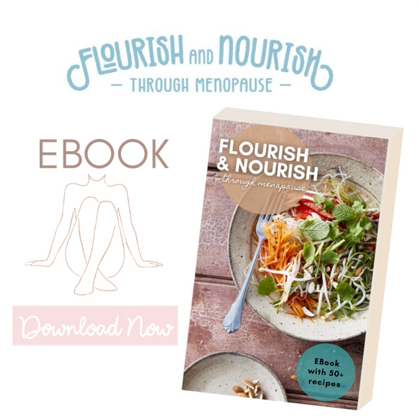 Flourish and Nourish Through Menopause eBook