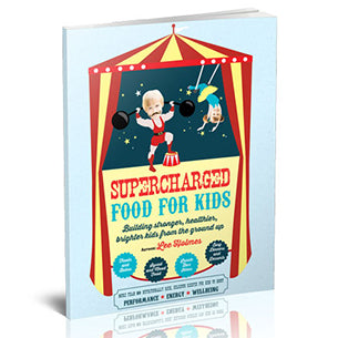 Supercharged Food Kids Recipe e-Book