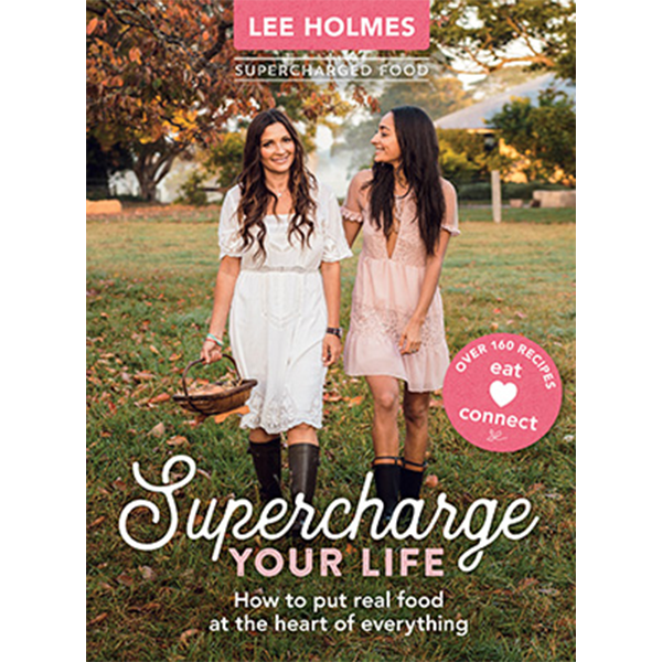 Supercharge Your Life Print Book