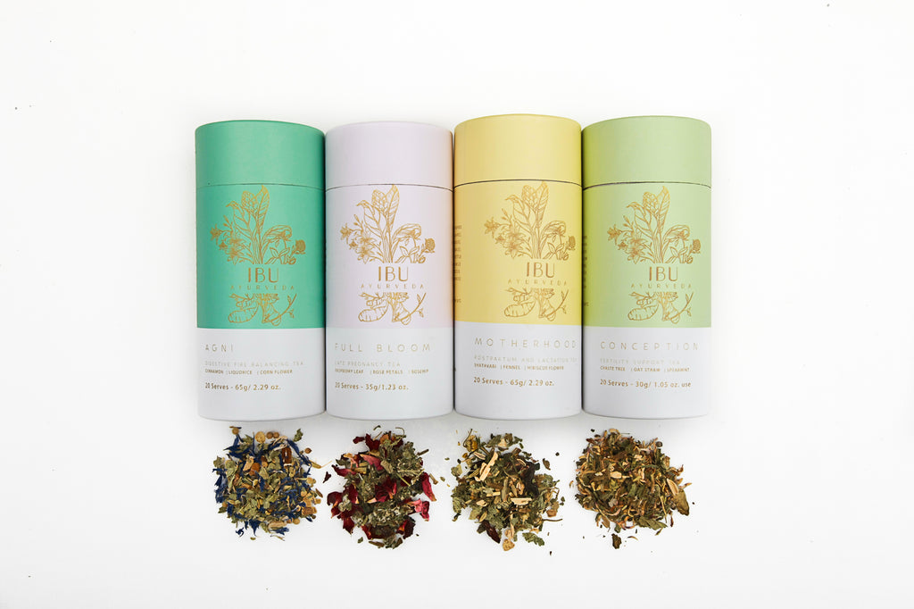 Naturopathically formulated, ayurvedic inspired, 100% Certified Organic, therapeutic herbal teas