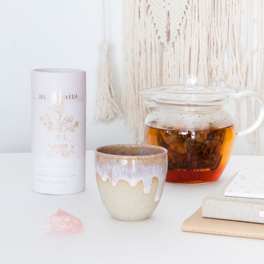 FULL BLOOM Tea - Ibu Ayurveda