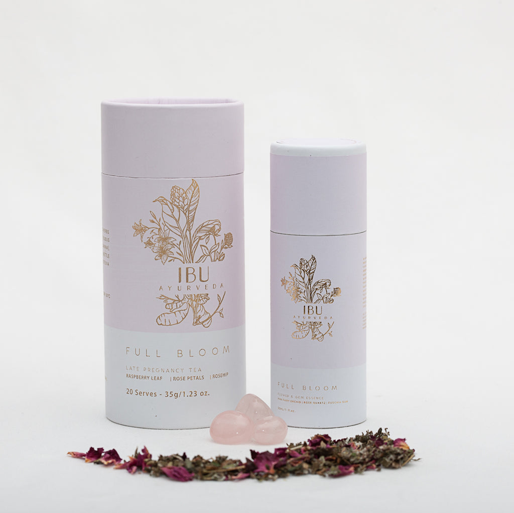 FULL BLOOM Bundle - Ibu Ayurveda