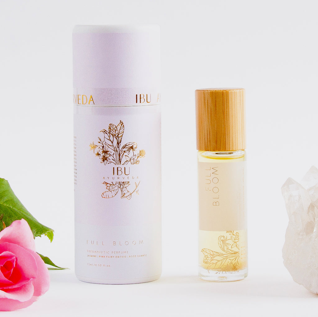 FULL BLOOM Therapeutic Perfume - Ibu Ayurveda