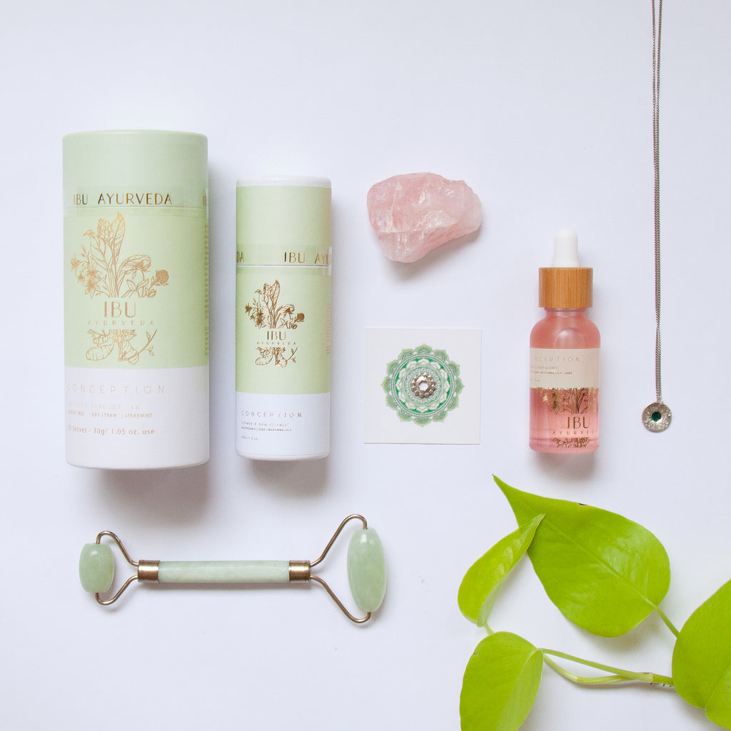 CONCEPTION Bundle - Ibu Ayurveda