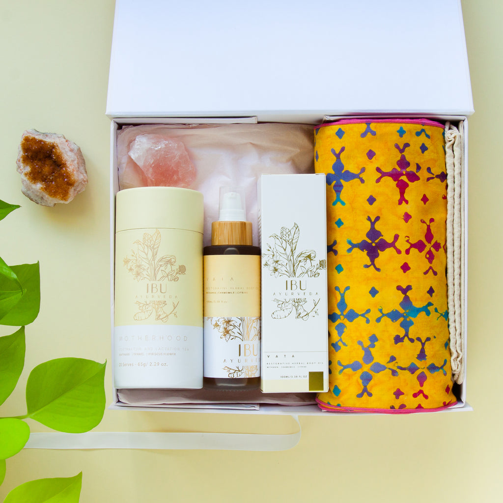 BELLY LOVE Box - Ibu Ayurveda