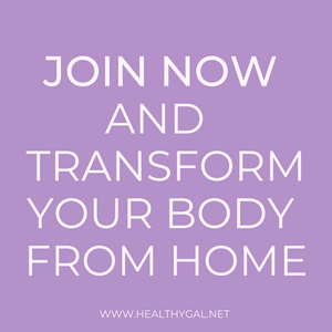 Private Group Training - Online | Limited Time Offer - HEALTHY GAL