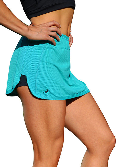 HEALTHY GAL Tennis Style Workout Skirt