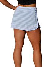 Load image into Gallery viewer, Balance II - Training Short/Skirt White - HEALTHY GAL