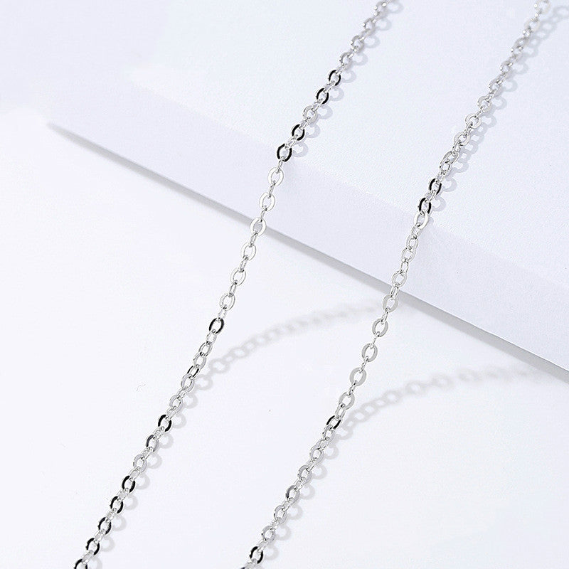 925 Sterling Silver Chain, Cross Chain