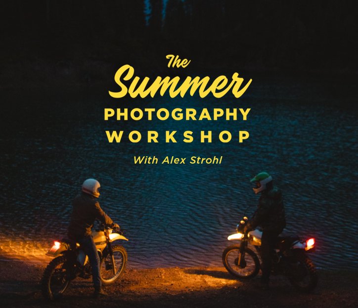 Summer Photo Workshop
