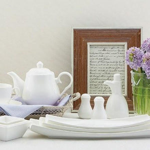 FINE PORCELAIN TEA POT 17 OZ | 500 ML WL-994033/A