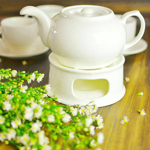 FINE PORCELAIN TEA POT 27 OZ | 800 ML