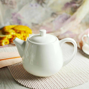 FINE PORCELAIN TEA POT 17 OZ | 500 ML WL-994030/A