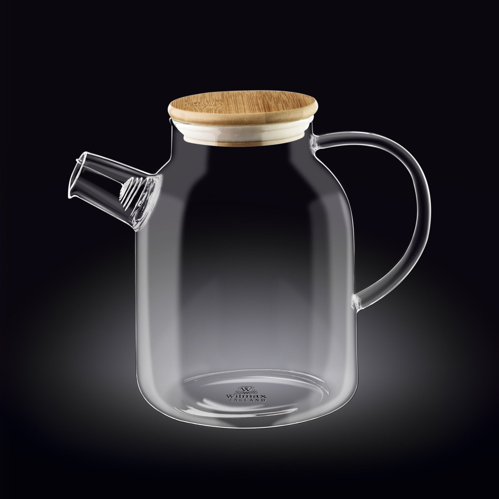 THERMO GLASS TEA POT 54 FL OZ | 1600 ML