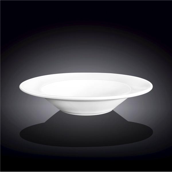 FINE PORCELAIN PROFESSIONAL DEEP PLATE 8"