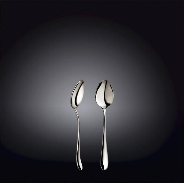 18/10 STAINLESS STEEL COFFEE SPOON 4.5"