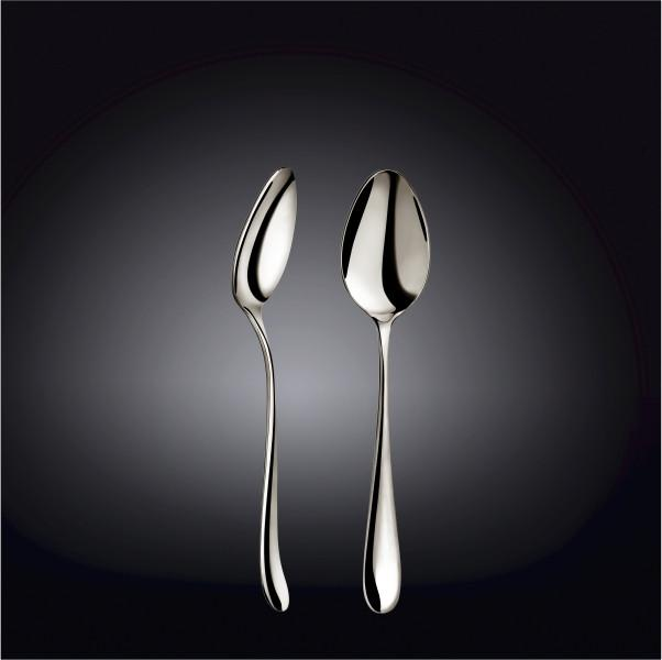 18/10 STAINLESS STEEL DESSERT SPOON 7.5"