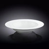 FINE PORCELAIN DEEP PLATE 9"