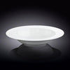 FINE PORCELAIN DEEP PLATE 10"