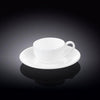 FINE PORCELAIN COFFEE CUP 3 OZ | 100 ML WL-993002 / A