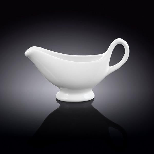 FINE PORCELAIN SAUCE BOAT 6 OZ | 170 ML