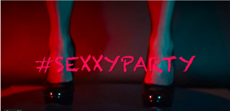 You're Invited to a #Sexxyparty! Toronto and area friends