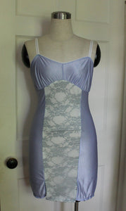 Unique Lavender Vintage Beatrice Slip Nightgown