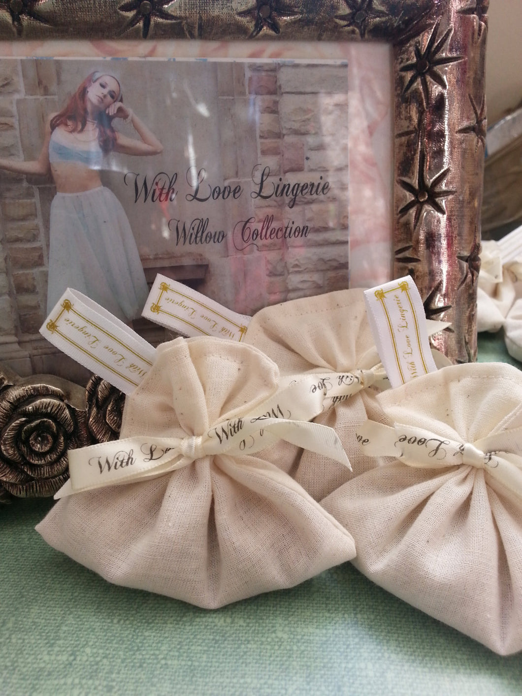 Luxury Scented Drawer Sachets