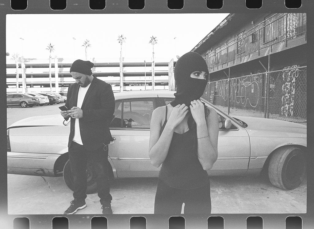 Beyonce Inspired Engagement Photo on 35mm film  #dtlv