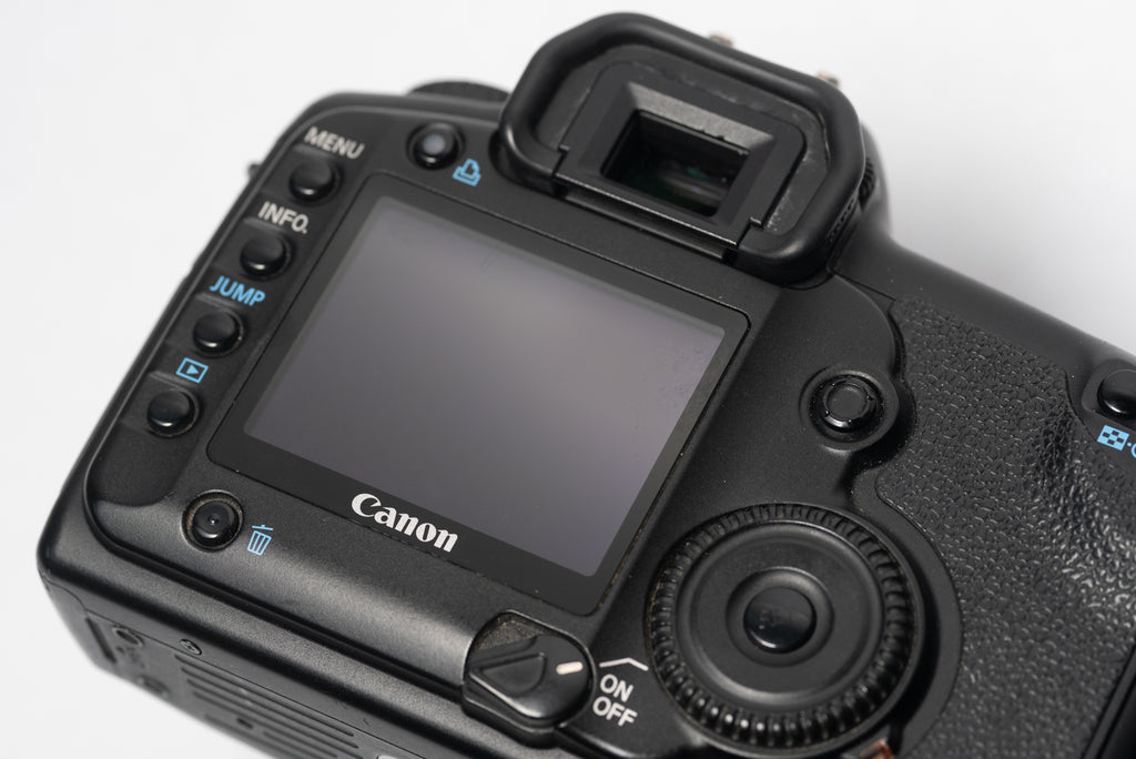 Canon 5D Original screen