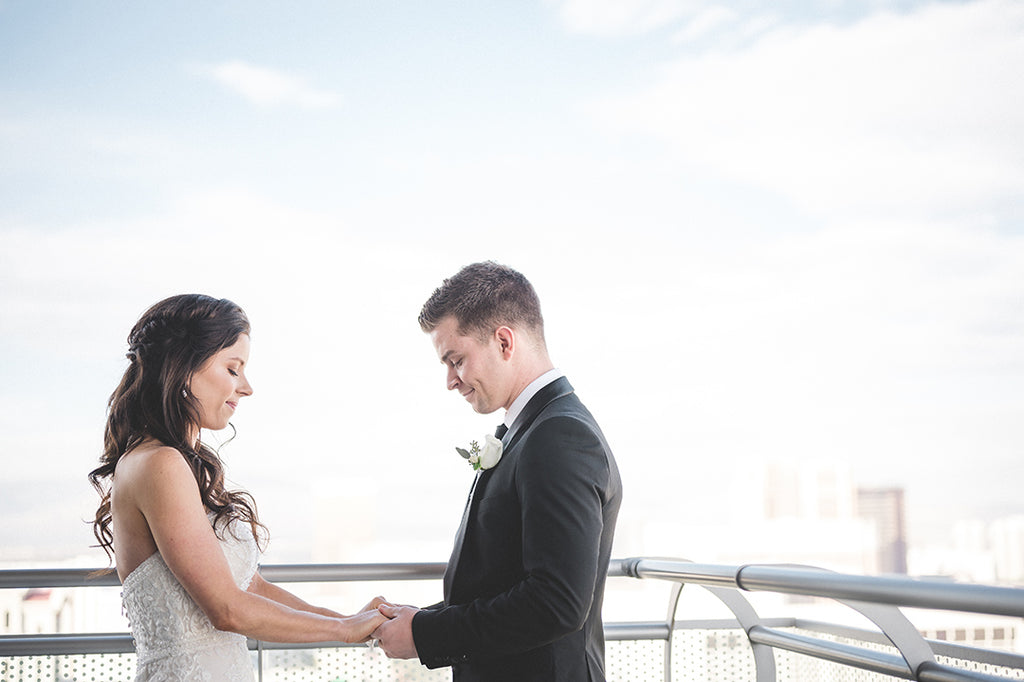 Elope in Vegas at the Cosmo Hotel