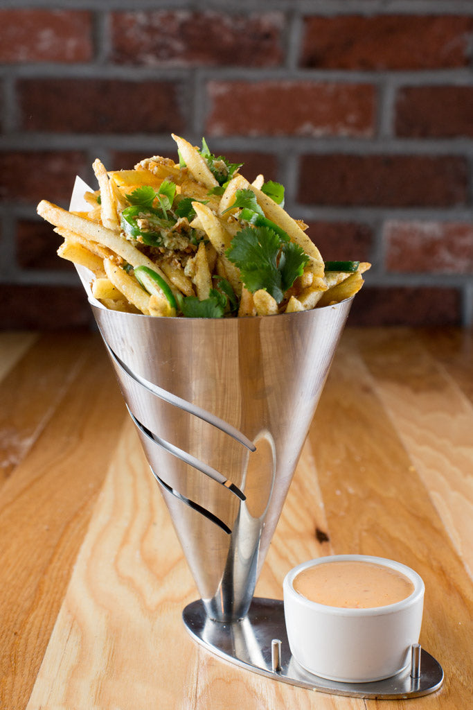 Photo of fancy French fries in Las Vegas