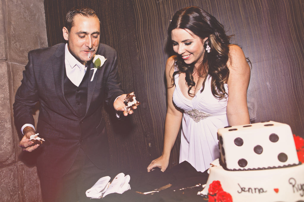 Las Vegas Vintage Wedding Photography
