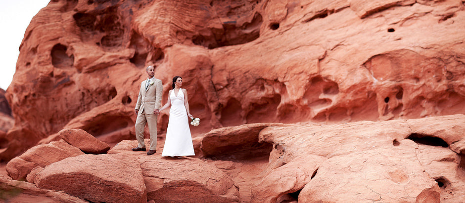 Valley of Fire Wedding