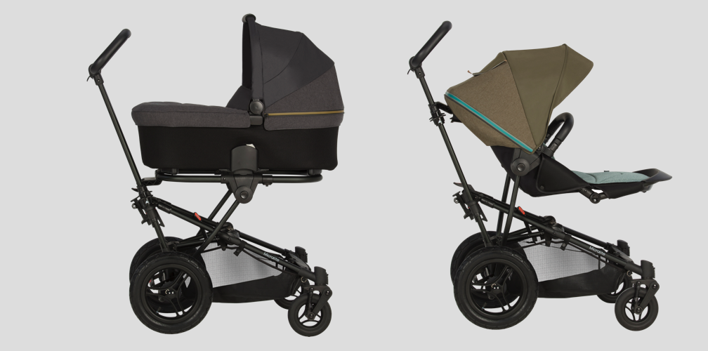 Carrycot and Car Seat Adaptability