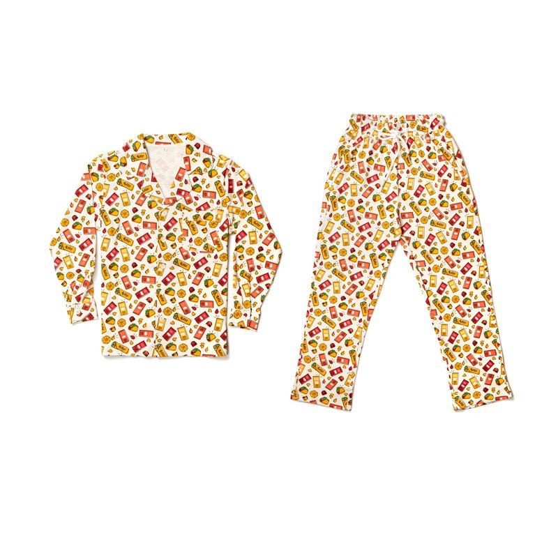 Taco Bell Favorites Youth's Pajama Set