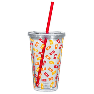 16oz Sauce Packet Tumbler