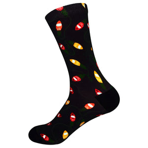 Sauce Packet Holiday Light Sock