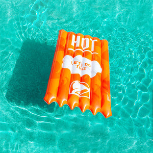 Hot Sauce Packet Pool Float