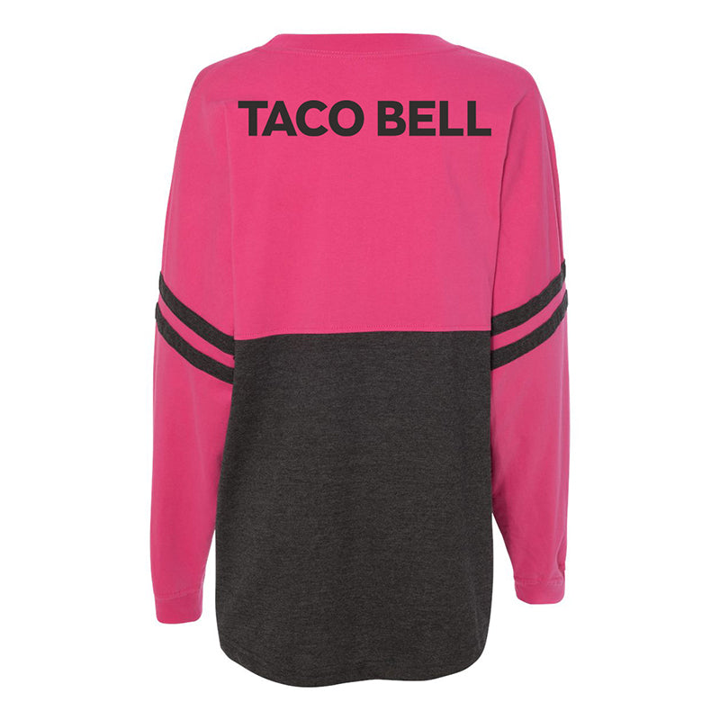 Taco Bell Long Sleeve Jersey Shirt