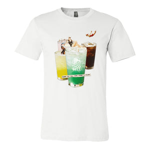 'The Soda's Fine' Graphic Shirt