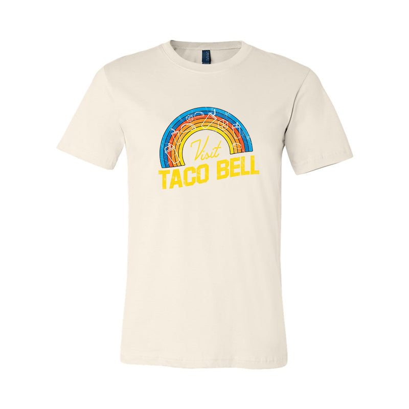 'Visit Taco Bell' Graphic Shirt