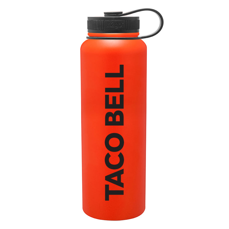 Taco Bell 40 oz. Water Bottle