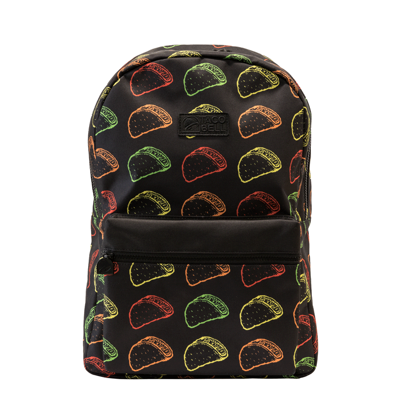 Taco Backpack
