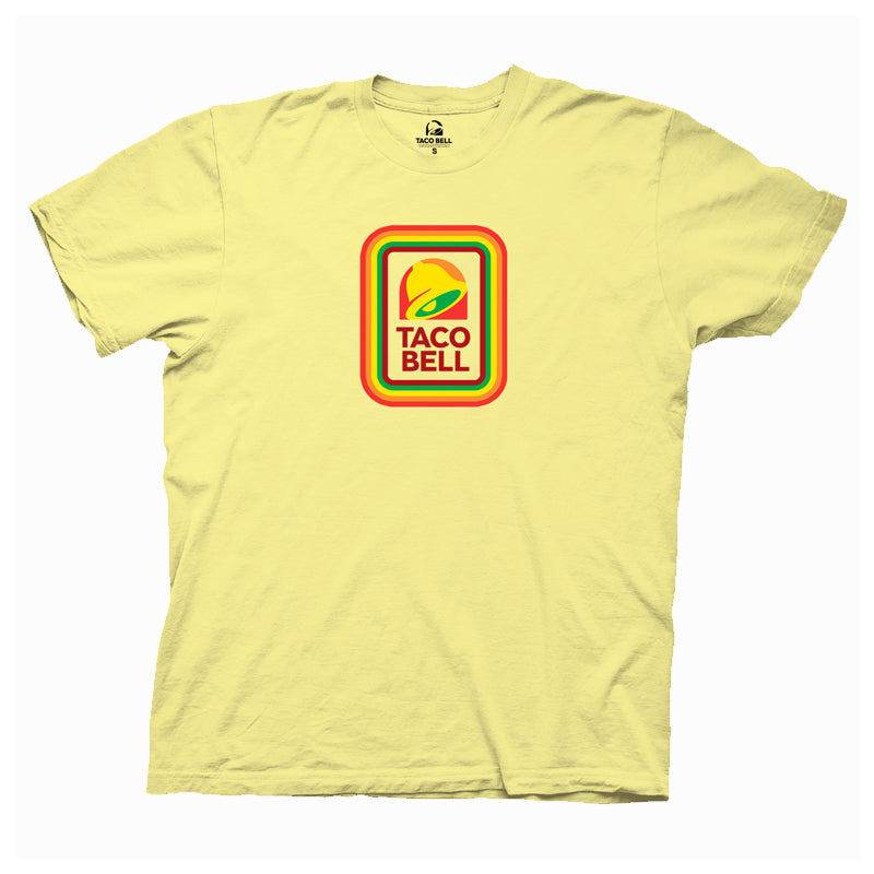 Taco Bell Retro-Inspired Logo Shirt
